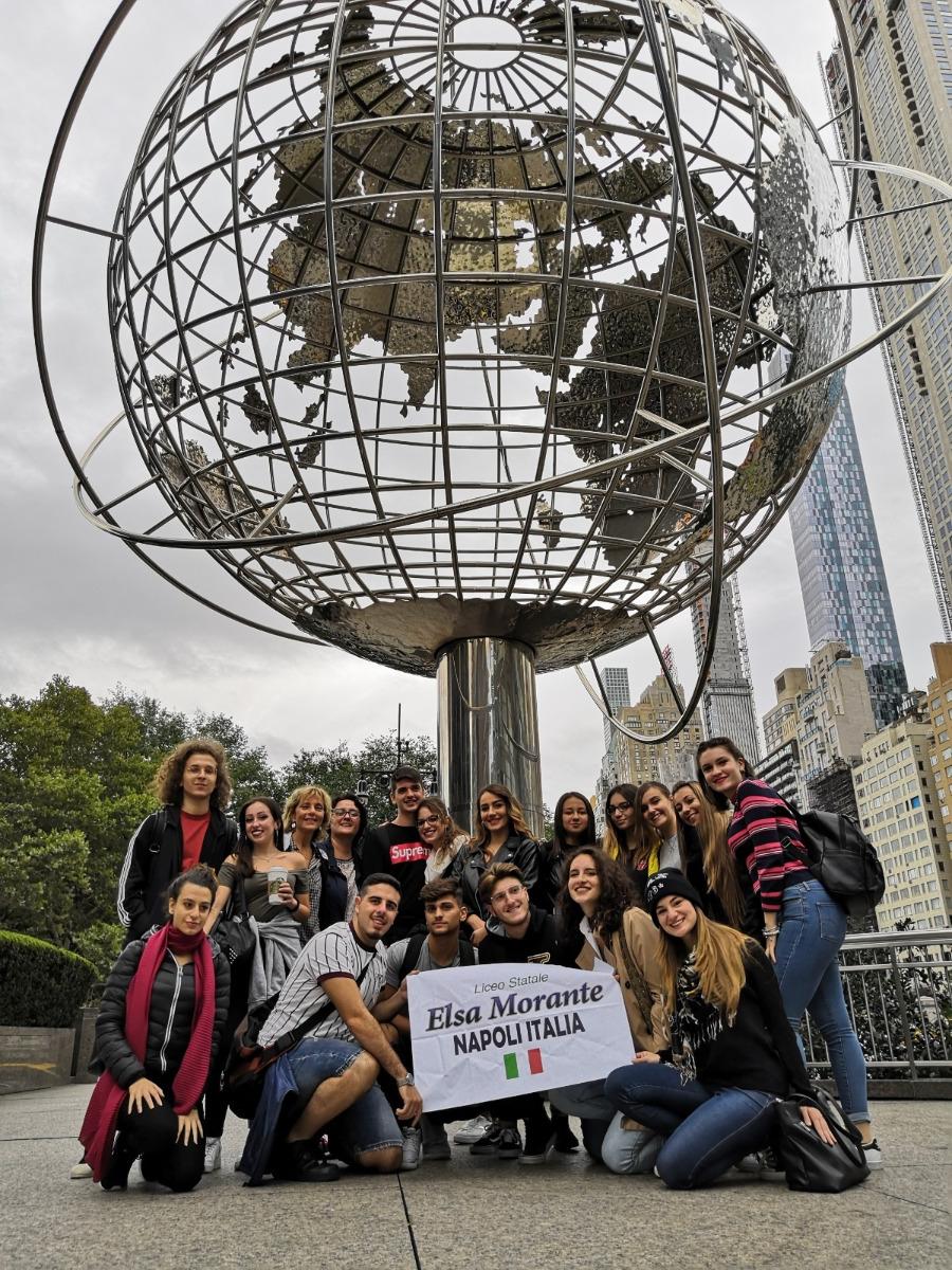 I nostri alunni a New York