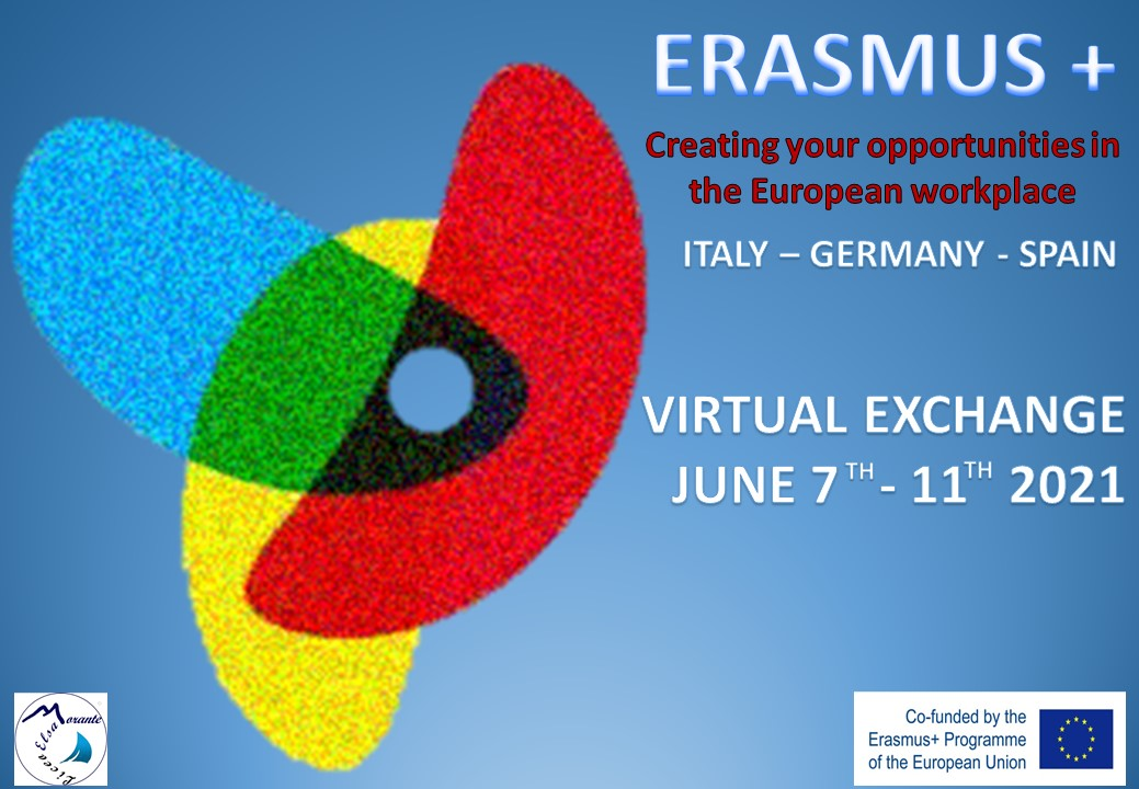 """Programma Erasmus+ Creating your own opportunities in the European workplace"""""""