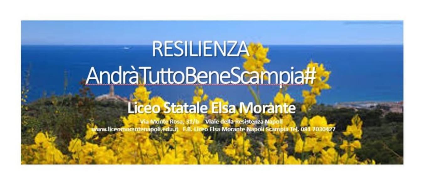 Resilienza: Andrà tutto bene